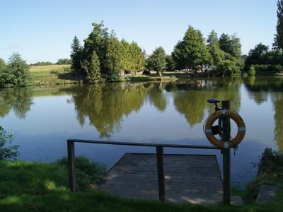 Fransekarpers.nl vissen op een betaalwater in  Frankrijk met of zonder accommodatie